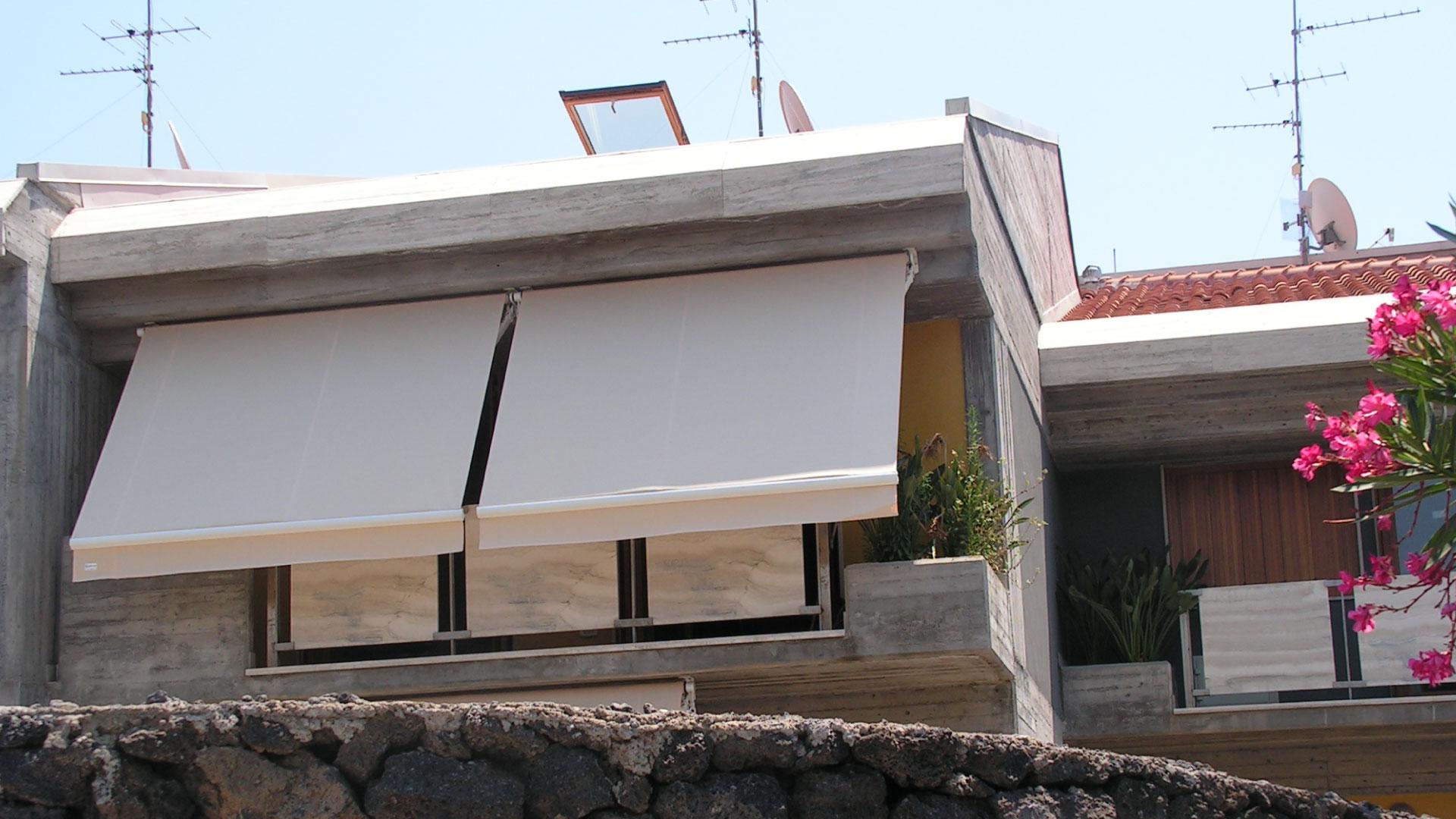 Tende da sole per balconi catania mondial tenda